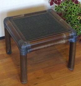 《アジアン家具》バンブー・サイドミニテーブルA