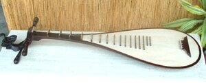 ダン・ティバー〈ベトナム民族楽器 弦楽器 琵琶〉