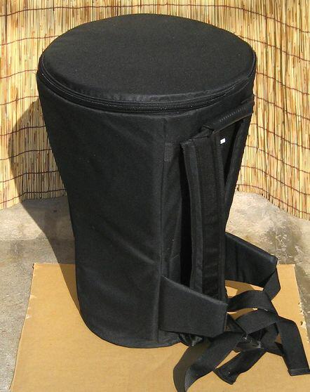高級ジャンベバッグMLサイズ〜ブラック〜