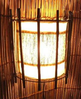 Natural hanging lamp ~ part 2 ~