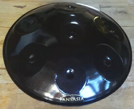 ハンドパン・ミニ《Agung》〜専用ケース付き〜/(PANSASIA製)〈ハングドラム スティールパンドラム HandPan HangDrum〉