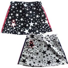夏SALE ジュニア女の子 星柄スカート ラスタマニス140cm 150cm 160cm