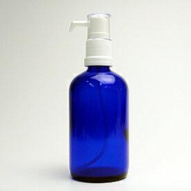 ポンプ ガラス(青色) 100ml 【その他・備品】【RCP】