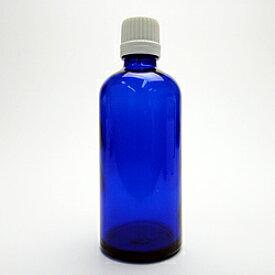遮光ビン(ブルー) 100ml ★特別価格★ 【その他・備品】【RCP】