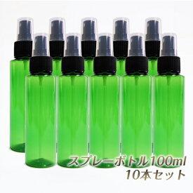 スプレー プラスチック(緑色) 100ml 10本セット【RCP】