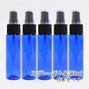 スプレー プラスチック(青色) 30ml 5本セット【RCP】