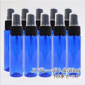 スプレー プラスチック(青色) 30ml 10本セット【RCP】