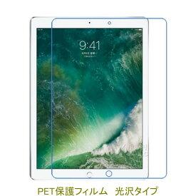 iPad Pro 12.9インチ 2015年 2017年 2018年 2020年 液晶保護フィルム 高光沢 クリア