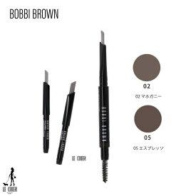 \最安値挑戦中/【並行輸入品】BOBBI BROWN ボビーブラウン ボビィブラウン パーフェクトリー ディファインド ロングウェア ブローペンシル PERFECTLY DEFINED LONG-WEAR BROW PENCIL アイブロウ メイクアップ #02 #05