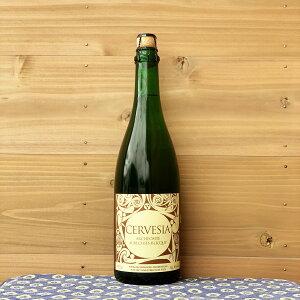 【スパイスが使われたベルギービール 750ml 】 デュポン醸造所 / セルベシア CERVESIA ベルギービール クラフトビール ※要クール便(有料)