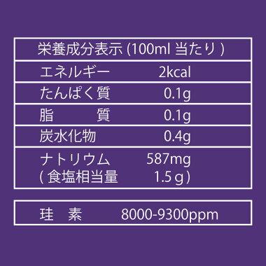 【ポイント20倍。スプレーボトルセット送料無料】UMOウモプレミアム50ml+スプレーボトル【ケイ素シリカ活性ケイ素水溶性ケイ素珪素水】