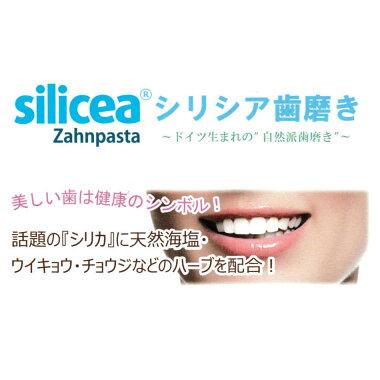 シリシア歯磨き50ml