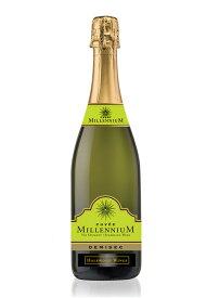 【ルーマニアワイン】ルーマニアお手頃スパークリングワイン ミレニアム デミセック【やや辛口】