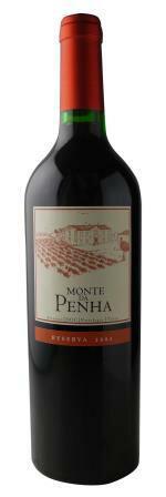 【ポルトガルワイン】】モンテ ダ ペーニャ レゼルヴァ レッド 2005 Monte da Penha Reserva Red 2005