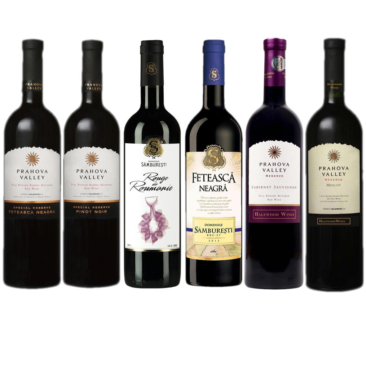 サンブレスティと当店売れ筋赤ワイン4種の飲み比べ赤ワイン6本セット