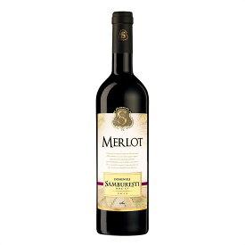 【ルーマニアワイン】サンブレスティ メルロー 2017 SAMBURESTI Merlot 2017