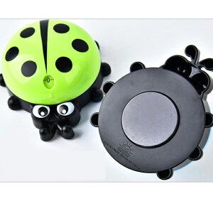【あす楽対応】てんとう虫キッチンタイマーladybugKitchenTimerダイヤルタイマー電池不要アナログタイマークッキングゼンマイ式料理用タイマーかわいいテントウムシてんとうむしladybeetle