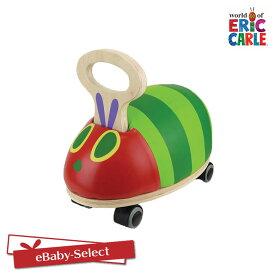 EricCarle(エリックカール) はらぺこあおむし GOGOライド 室内用 乗用玩具 おもちゃ グッズ