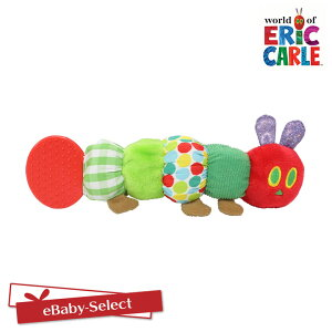 EricCarle(エリックカール) はらぺこあおむし にぎにぎラトル おもちゃ グッズ