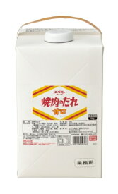 【業務用】エバラ 焼肉のたれ甘口5kg【紙パック】【送料無料】
