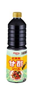 業務用 大容量広東風甘酢ソース 1L エバラ