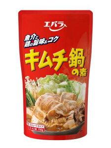 【在庫限り】エバラ キムチ鍋の素750g