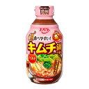 【スーパーDEAL対象】鍋つゆキムチ鍋の素マイルド 300ml エバラ