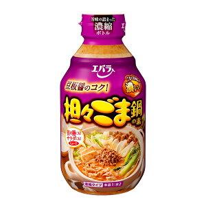 エバラ 担々ごま鍋の素300ml【濃縮3倍→900ml分】