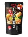エバラ ちゃんこ鍋の素 醤油味750g