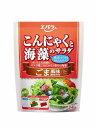 エバラこんにゃくと海藻のサラダごま風味188g