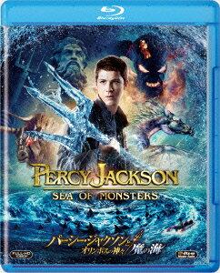 パーシー・ジャクソンとオリンポスの神々:魔の海(Blu−ray Disc)