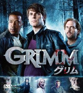 GRIMM/グリム シーズン1 バリューパック