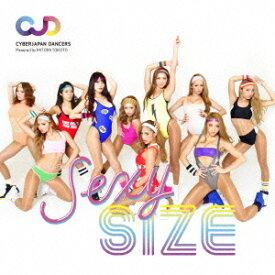 CYBERJAPAN DANCERS/CYBERJAPAN DANCERSエクササイス CD&DVD「SEXY SIZE」(DVD付)
