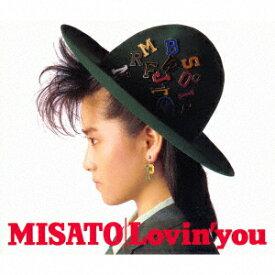 渡辺美里/Lovin'you −30th Anniversary Edition−[Blu-spec CD2]