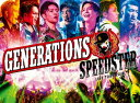GENERATIONS from EXILE TRIBE/GENERATIONS LIVE TOUR 2016 SPEEDSTER(初回生産限定盤)(Blu−r...