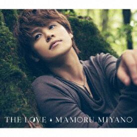 宮野真守/THE LOVE(初回限定盤)(Blu−ray Disc付)