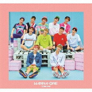 Wanna One/1×1=1(TO BE ONE)−JAPAN EDITION−(Pink Ver.)(DVD付)