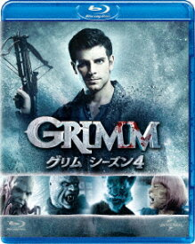 GRIMM/グリム シーズン4 バリューパック(Blu−ray Disc)