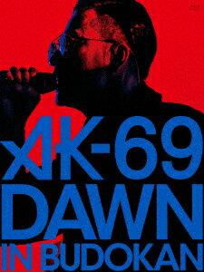 AK−69/DAWN in BUDOKAN(初回仕様パッケージ)(Blu−ray Disc)