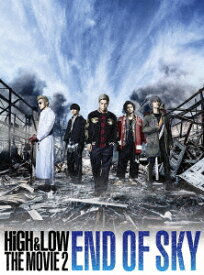 HiGH & LOW THE MOVIE 2〜END OF SKY〜 豪華盤[2Blu-ray]