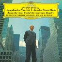 クーベリック/ドヴォルザーク:交響曲第8番&第9番《新世界より》[MQA-CD][UHQCD]