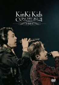 KinKi Kids/KinKi Kids CONCERT 20.2.21 −Everything happens for a reason−(通常盤)