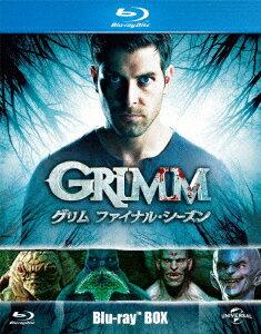 GRIMM/グリム ファイナル・シーズン ブルーレイBOX(Blu−ray Disc)