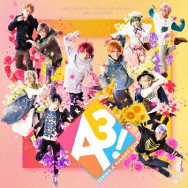 「MANKAI STAGE『A3!』〜SPRING & SUMMER 2018〜」MUSIC Collection