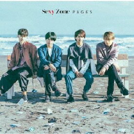 Sexy Zone/PAGES(通常盤)