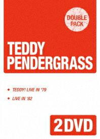 テディ・ペンダーグラス/ライヴ・イン '79 + ライヴ・イン '82(完全生産限定盤)