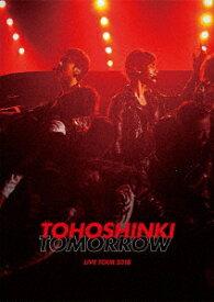 東方神起/東方神起 LIVE TOUR 2018 〜TOMORROW〜