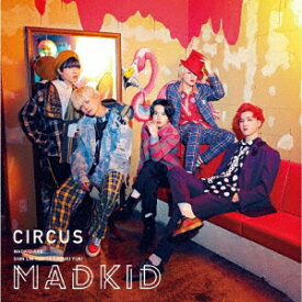 MADKID/CIRCUS(Type−A)(DVD付)