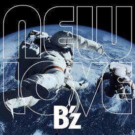 B'z/NEW LOVE(初回限定盤)(CD+オリジナルTシャツ)