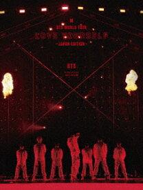 BTS/BTS WORLD TOUR 'LOVE YOURSELF'〜JAPAN EDITION〜(初回限定盤)